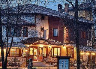 Семеен хотел Бащина къща