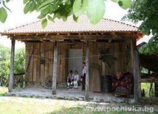 Хотел Еко-село Делък