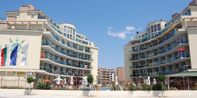 Хотел - апартаменти Юлия