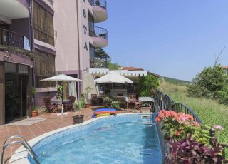Къща за гости Вила Виста