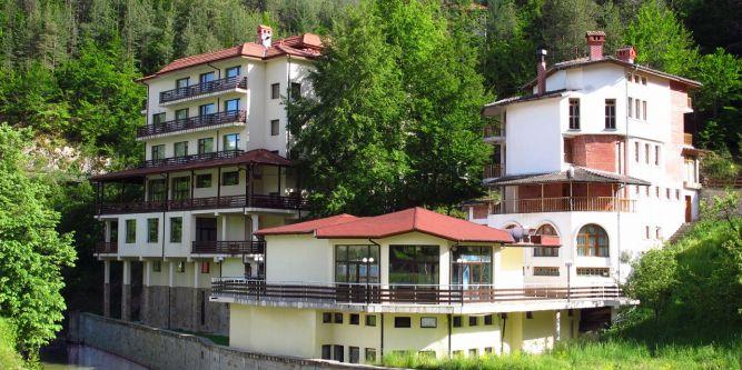 Хотелски комплекс Родопа