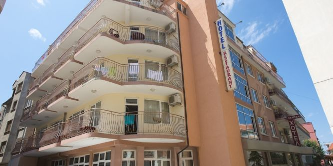 Семеен хотел Елена Палас