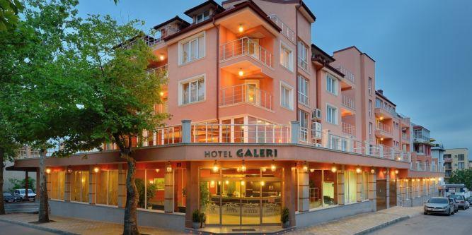 Хотел Галери
