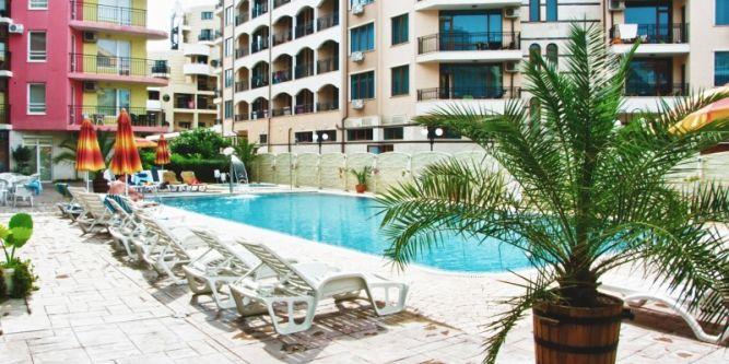 Апартамент Блумарин