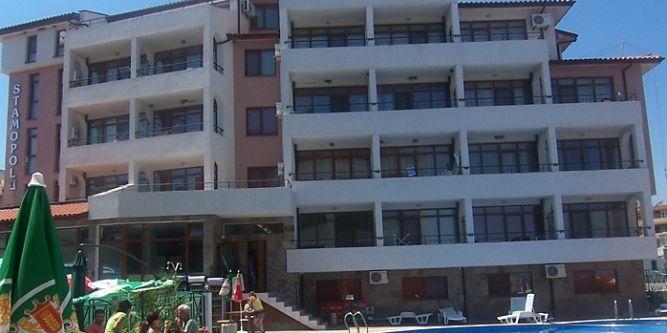 Семеен хотел Стамополу 1