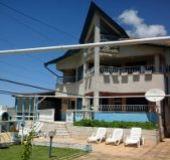 House Shabla Blue House