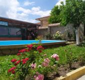 Family hotel Dikras