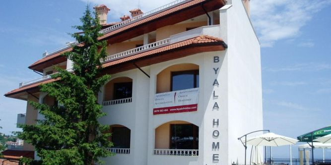 Хотел Бяла Хоум