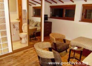 Квартира Преспа, Боксониера топ център