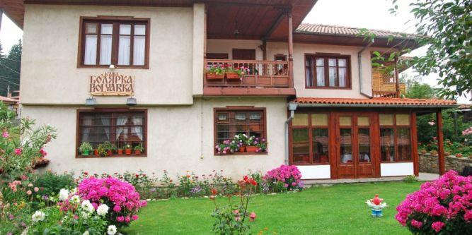 Семеен хотел Болярка