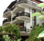 Family hotel Starata kashta