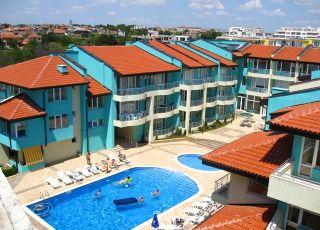 Апартамент в комплекс Нев