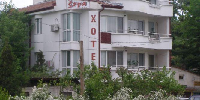 Хотел Зора
