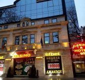 Hotel Casino and Hotel Efbet