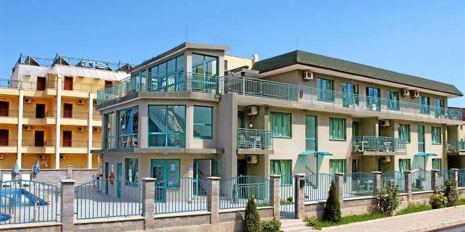 Семеен хотел Зеленият Рай