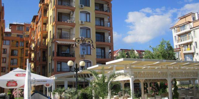 Апартамент Викторио 3