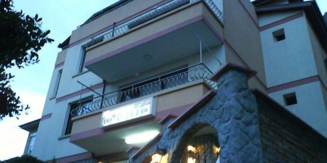 Къща - апартаменти Дион