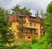 Family hotel Slunchev tzviat