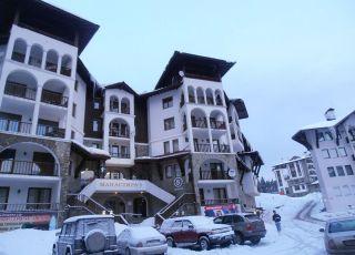 Апартамент Манастира 3