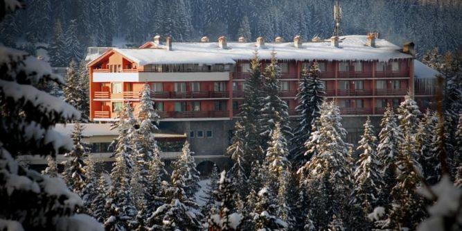 Хотел Преспа