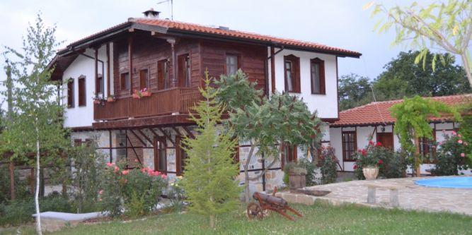 Милювата къща