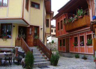 Къща Тодорини къщи