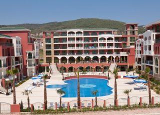 Хотел Свети Георги Палас