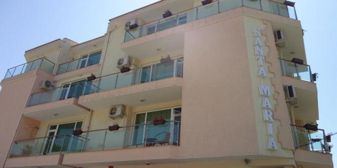 Семеен хотел Санта Мария