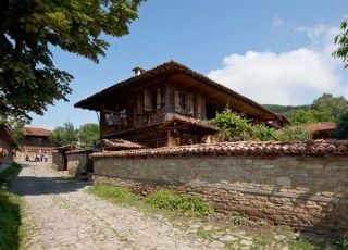 Еко къща Жеравна