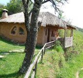 House Glinenata kashta