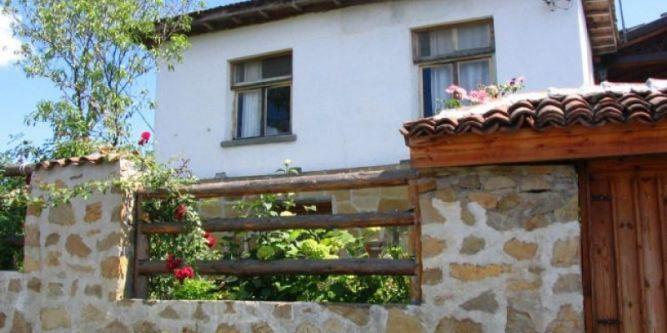 Къща за гости Панговски