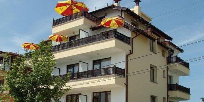 Семеен хотел Глобус