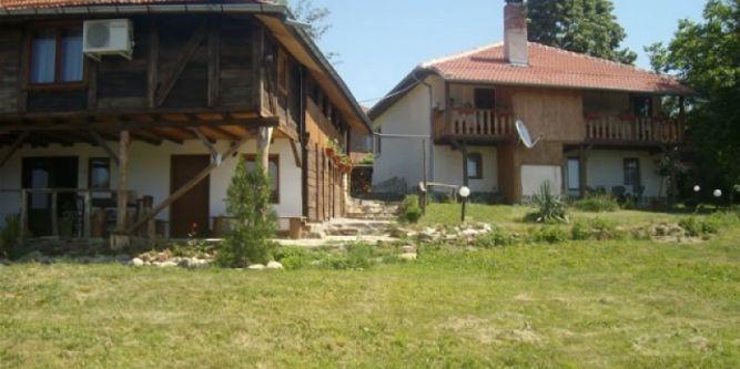 Механджийски къщи