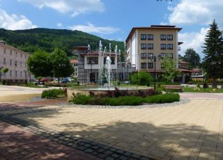 Хотел Ерма - Планина и СПА