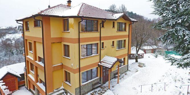 Къща Странджански рай