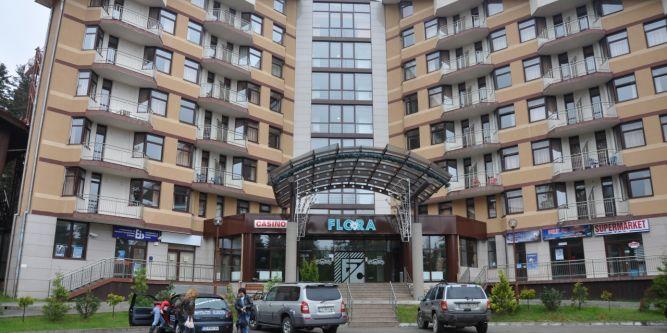 Хотел Флора Апартмънтс