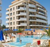 Hotel Hermes Aleksandria Club
