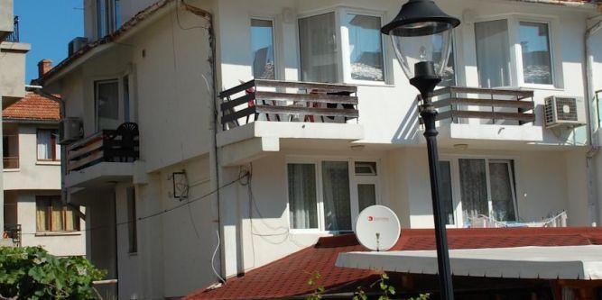 Къщата до плажа