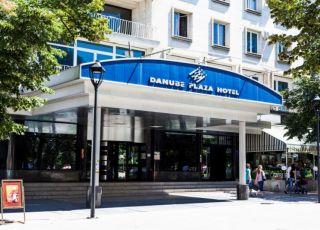 Хотел Дунав Плаза