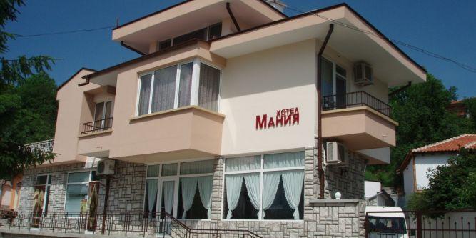 Къща Мания
