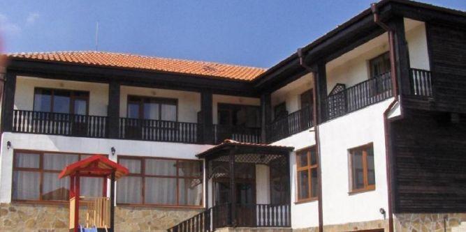 Семеен хотел Вятърна Мелница