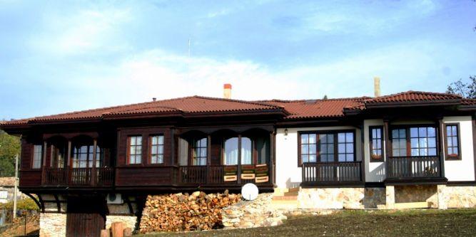 Къща Старата Фурна