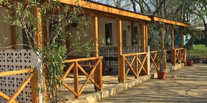 Бунгало Манастира