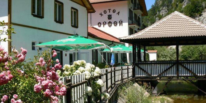 Семеен хотел Орфей