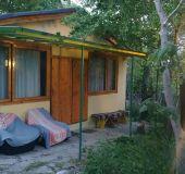 Bungalow Villa Rina garden