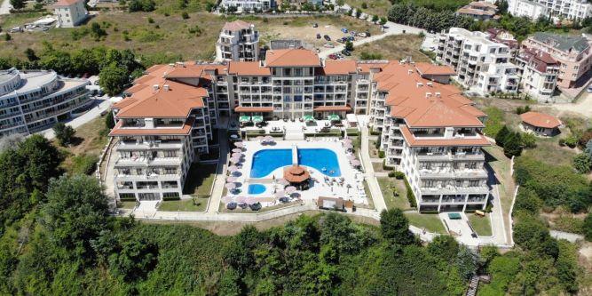 Хотел Бяла Бийч Ресорт