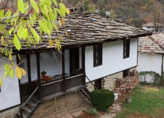 Къща Мария Савекова 19 век