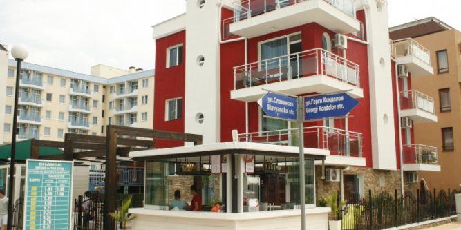 Семеен хотел Вила Дес