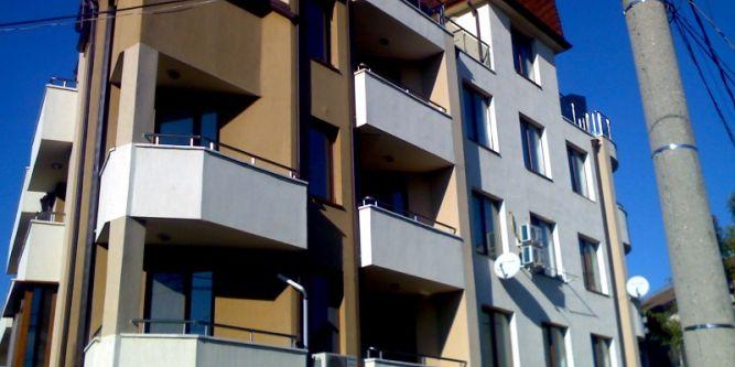 Квартира Аспарухови