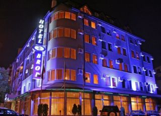 Хотел Брод